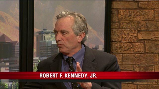 «Les pédiatres ne lisent pas la science ; l'autisme est lié au mercure dans les vaccins» affirme Robert F. Kennedy Jr.