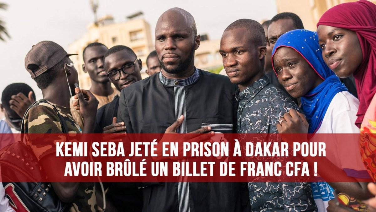Par-delà l'arrestation de Kemi Seba : le revers de la pièce de théâtre autour du Franc CFA