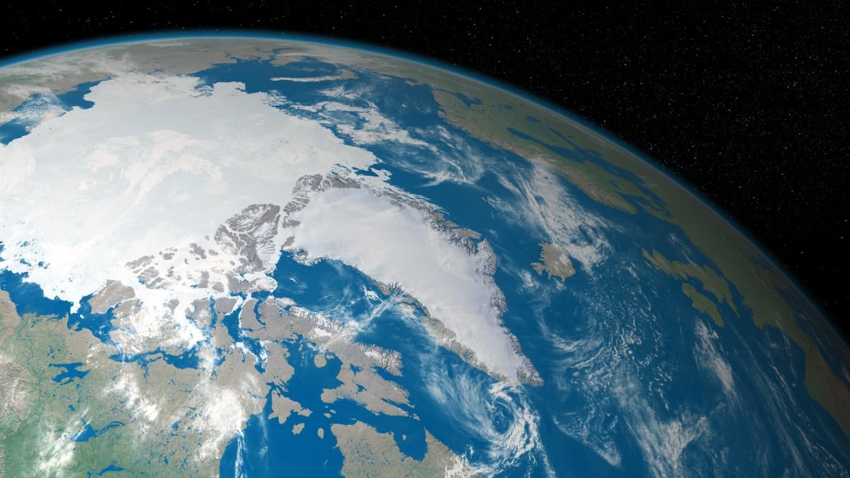 Surprise climatique : la calotte du Groenland grossit en 2017
