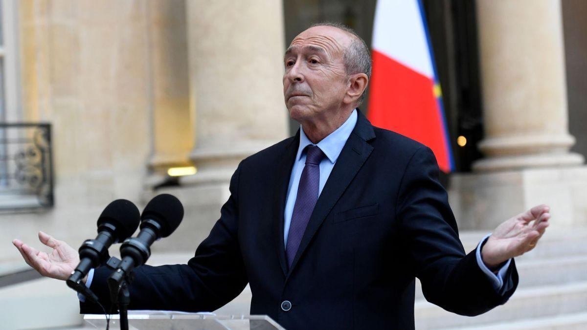 Gérard Collomb visé par une enquête du Parquet national financier