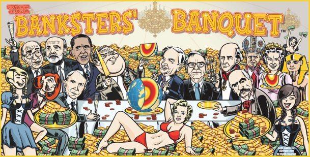 banquet-banksters