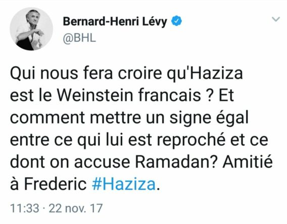 tweet_bhl_messaoudene