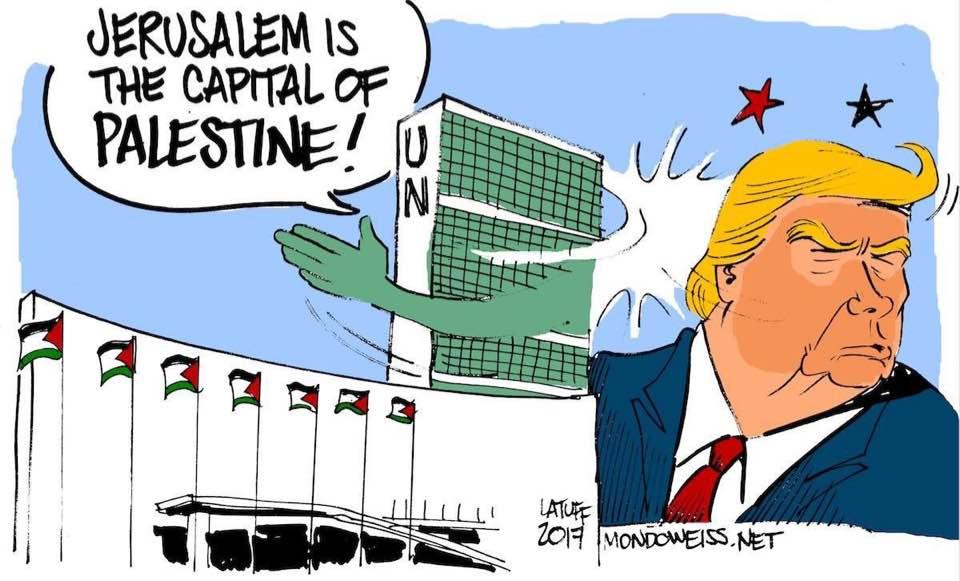 Les USA ridiculisés une seconde fois par l'Assemblée Générale de l'ONU