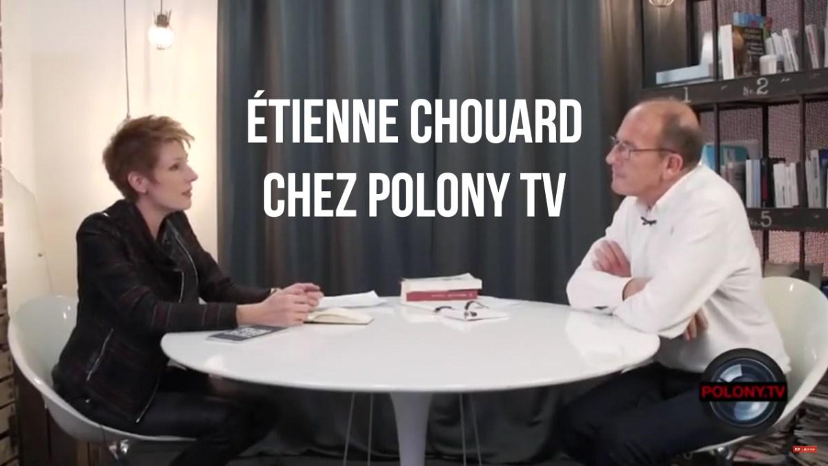 Étienne Chouard sur Polony.tv