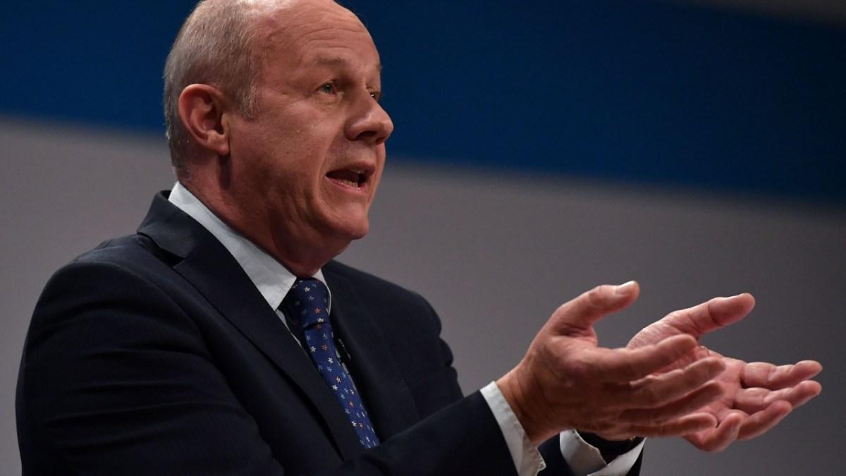 Démission du vice-premier ministre britannique Damian Green accusé de harcèlement sexuel