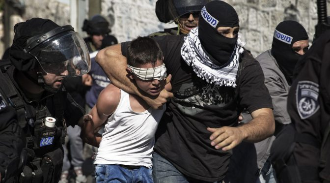 Palestine, l'aveuglement mondial : photos de la réalité de la violence israélienne !