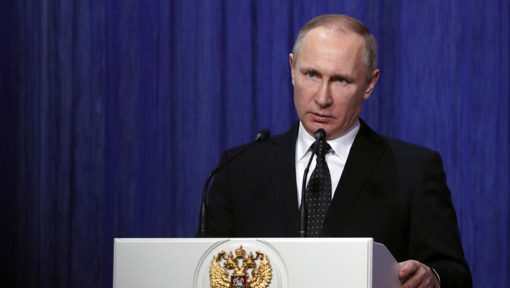Poutine : la loi interdisant les VPN entre en vigueur en Russie