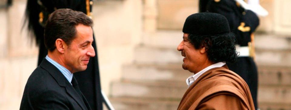 Financement libyen : Sarkozy mis en examen pour « association de malfaiteurs »