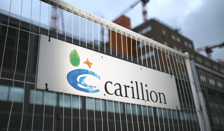 Carillion, l'entreprise privée qui gère le Royaume-Uni en faillite !