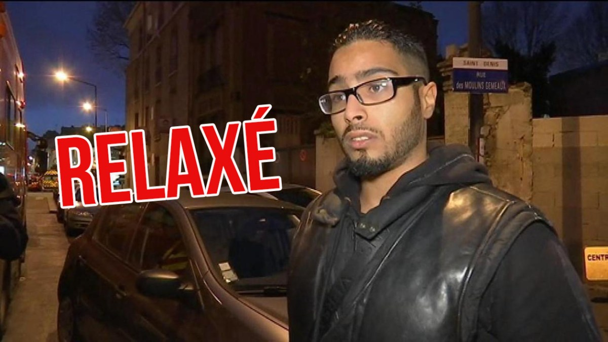 Attentats du 13 Novembre : Jawad Bendaoud relaxé !
