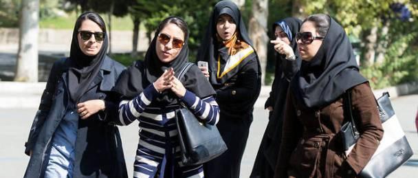 voile-iran-universite-femmes