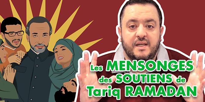 Actu au Scalpel #19 : Preuves des mensonges des soutiens de Tariq Ramadan
