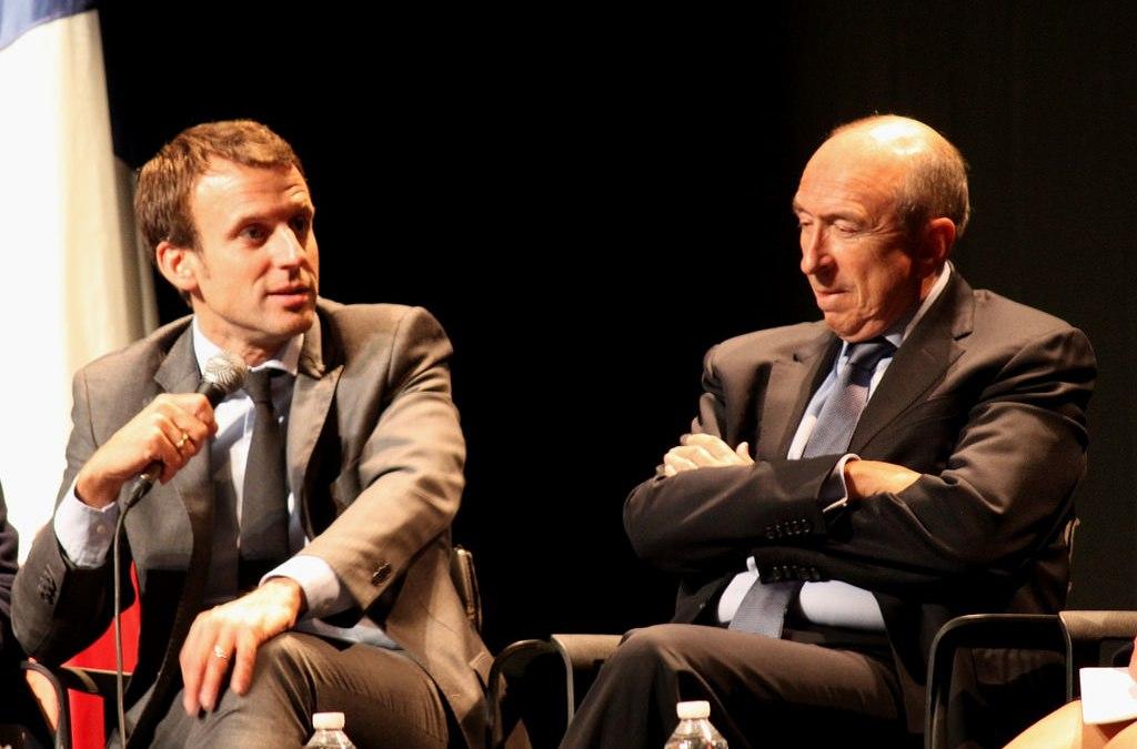 Gérard Collomb a-t-il mis à disposition d'Emmanuel Macron les moyens publics de la Métropole de Lyon à des fins électorales ?