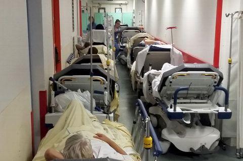 Les urgences du CHU de Clermont-Ferrand au bord de l'asphyxie