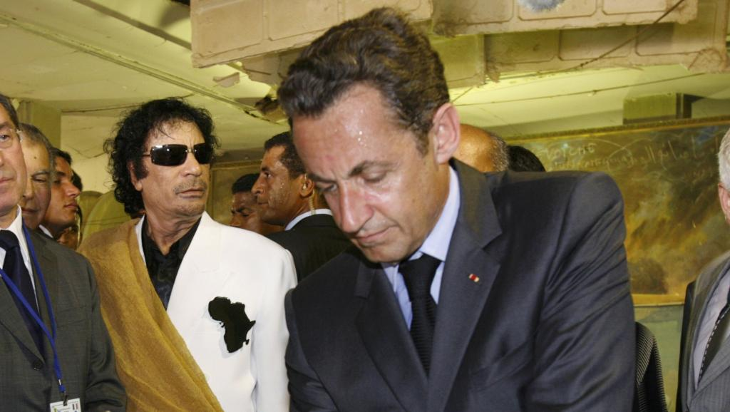Financement libyen : selon l'interprète de Kadhafi, « il existe un récépissé…»