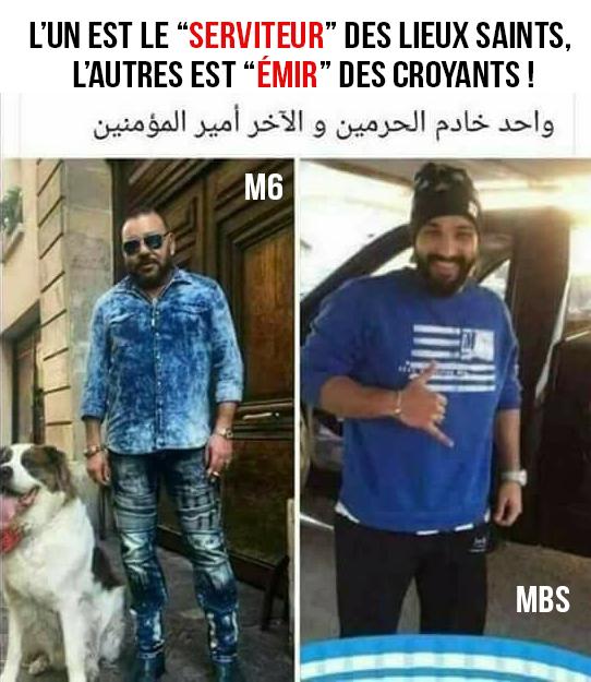 Rire ou pleurer, à vous de choisir : MBS et M6 !