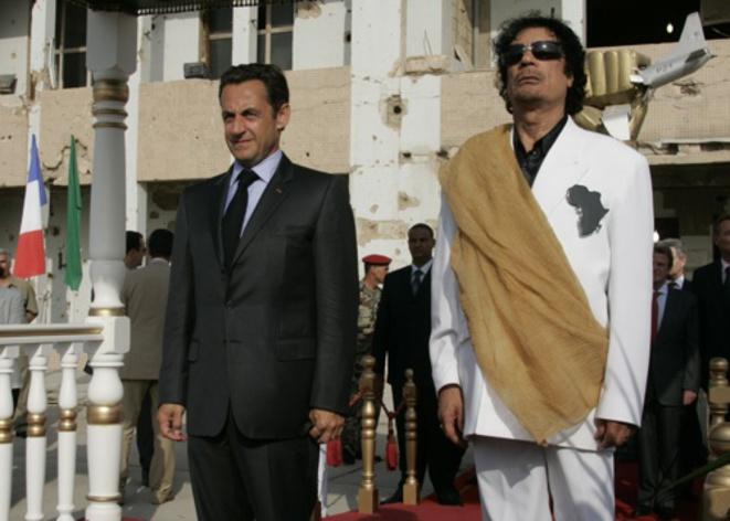 Complotite : Sarkozy se dit victime d'une « machination » !