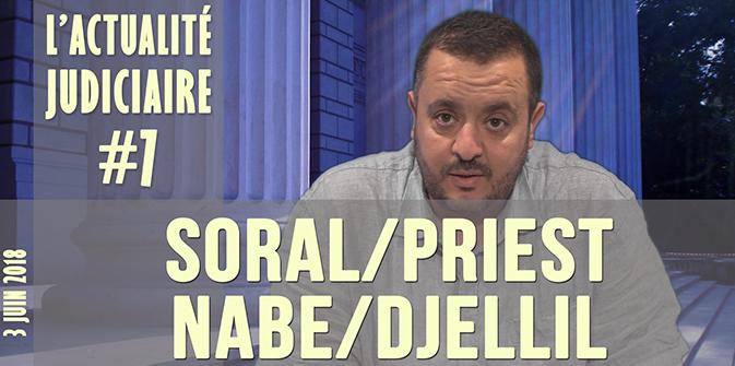 Actualité judiciaire #7 : Soral, Priest, Nabe et la Mairie de Marseille/Salah Bariki/Yana