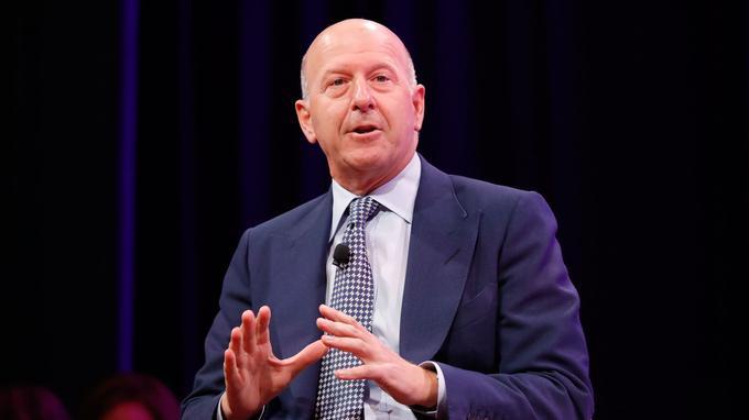 David Solomon nommé PDG de Goldman Sachs