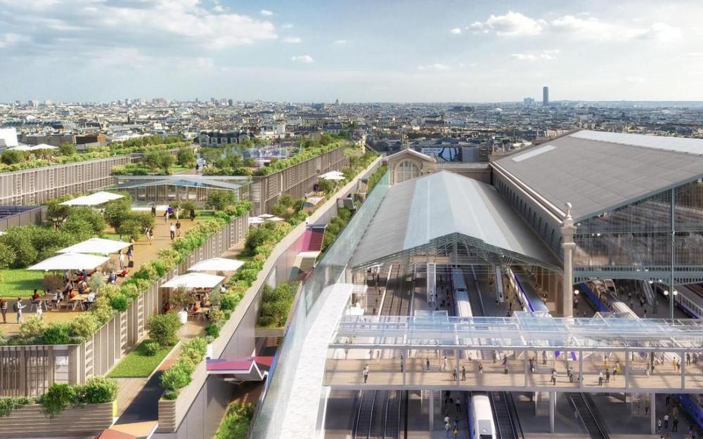 Vente à la découpe : Paris commence par la gare du Nord