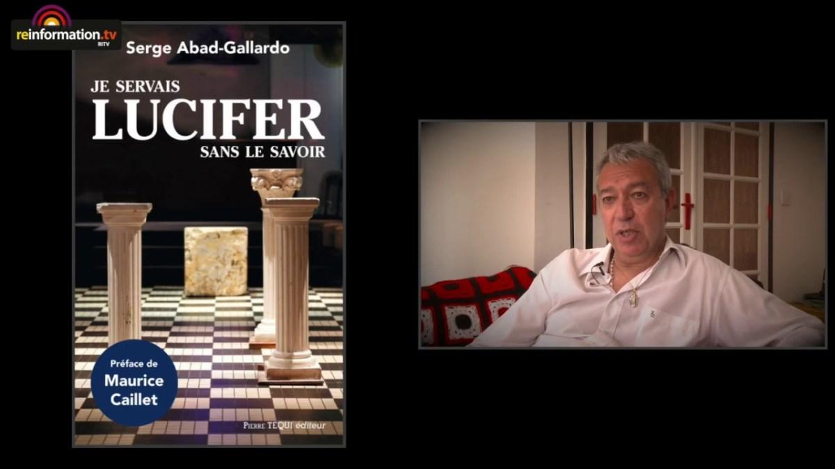 Le sataniste Aleister Crowley par Serge Abad Gallardo, ex-franc-maçon du 18°