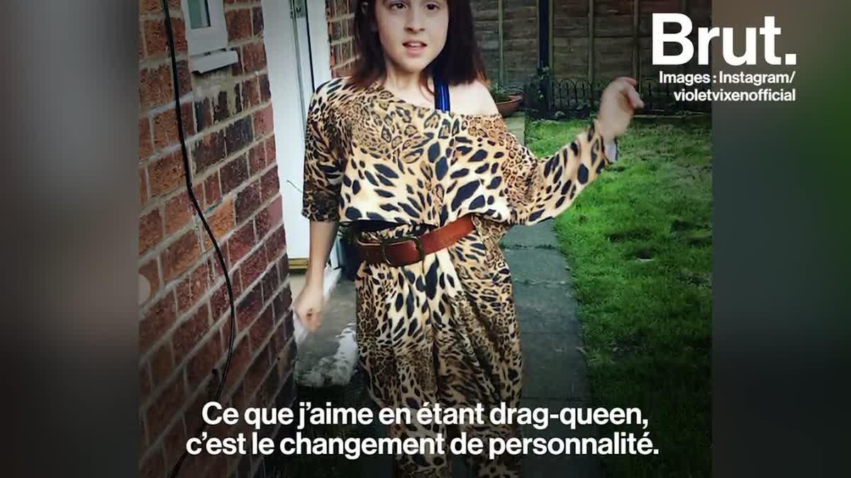 À 11 ans, ce jeune Américain est une drag-queen très médiatisé !