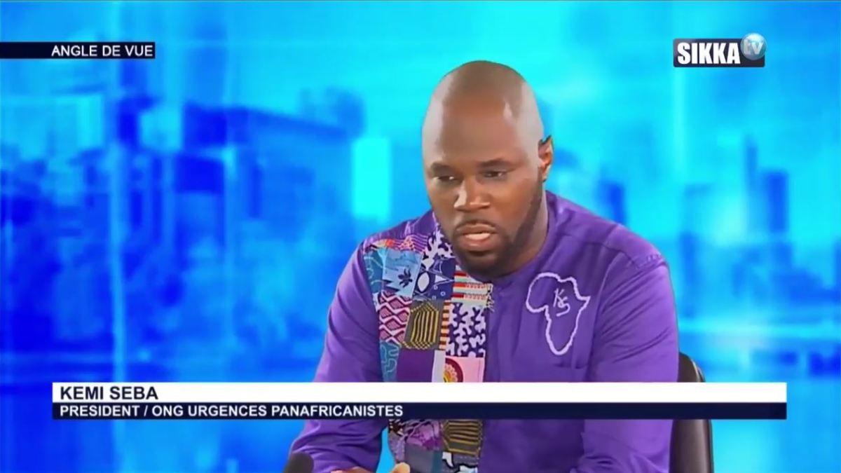 Kemi Seba sur les dictateurs africains et les sociétés civiles cooptées