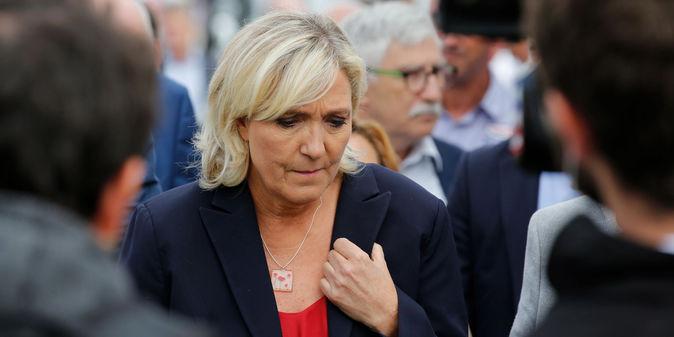 Le parti de Marine Le Pen sous la menace d'un nouveau procès