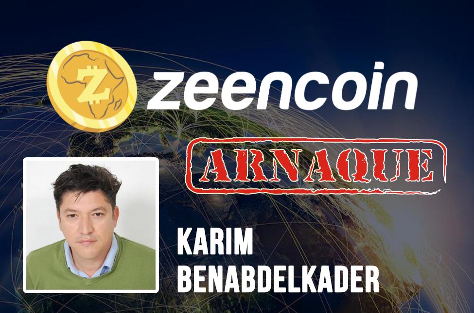 Arnaque ZeenCoin : le fondateur en faillite personnelle en France, essaie de se refaire au Maroc