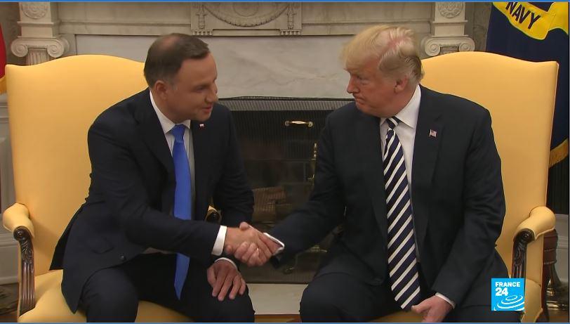 Indigne : la Pologne prête à payer pour une base militaire américaine sur son sol