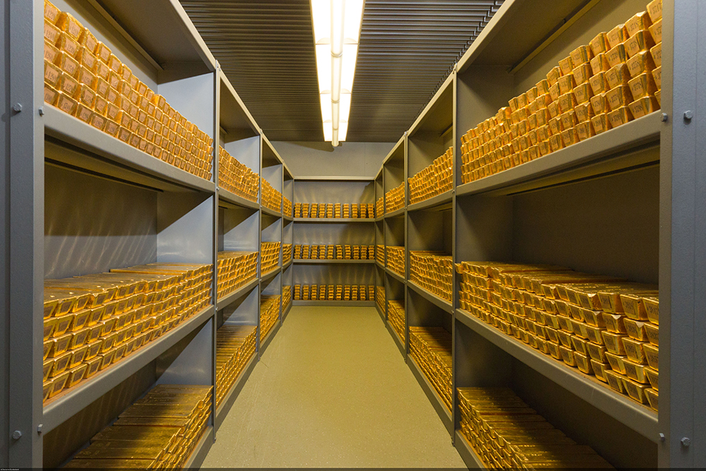 Mais pourquoi l'or algérien est-il stocké à Fort Knox ?