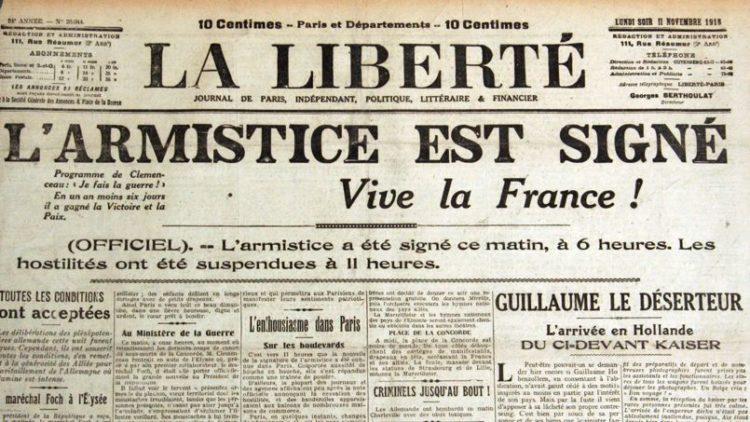 La France fut elle victorieuse en 1918 ? par Pierre Dortiguier