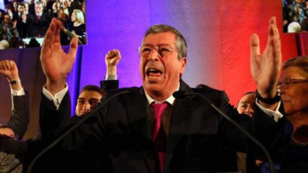 Cauchemar : Patrick Balkany sera candidat aux municipales de Levallois !