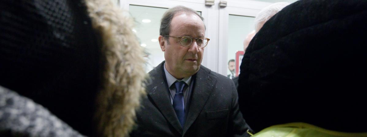 Chutzpah : Hollande ose critiquer son ex poulain Macron !