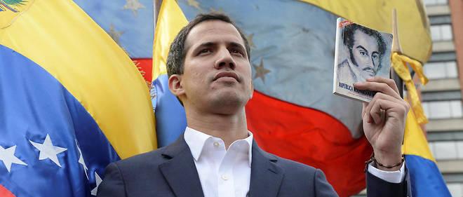 Venezuela : le président autoproclamé « remercie Emmanuel Macron pour son soutien à la démocratie »