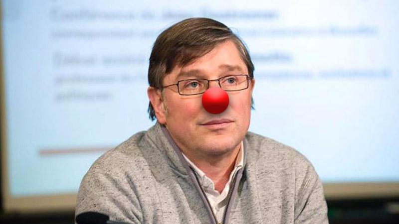 Jean Quatremer, diffuseur pathologique de « fake news » sur les #GiletsJaunes