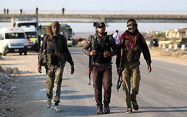 Complot : l'israël a fourni des armes aux rebelles syriens, reconnaît Eizenkot
