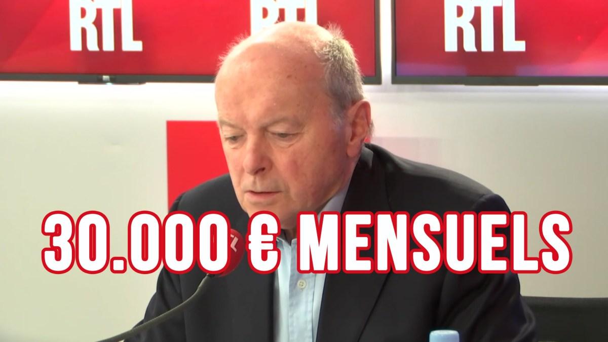 #GiletsJaunes : Jacques Toubon toucherait dans les 30.000 € par mois !