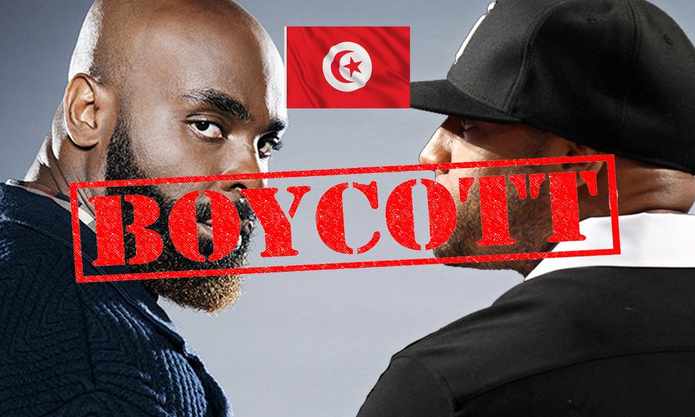 Contre la venue de Booba et Kaaris en Tunisie en Juin