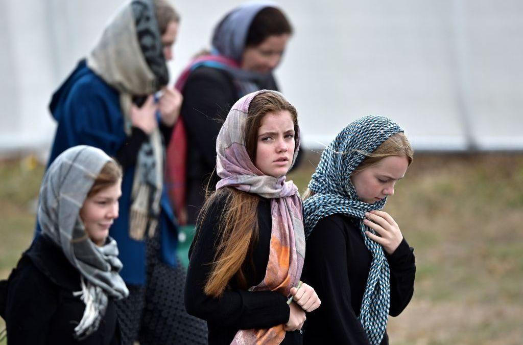 Les Néo-Zélandaises porteront le #Hijab en signe de solidarité