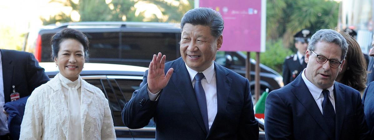 Xi Jinping en France : pas un mot sur les camps ouighours !