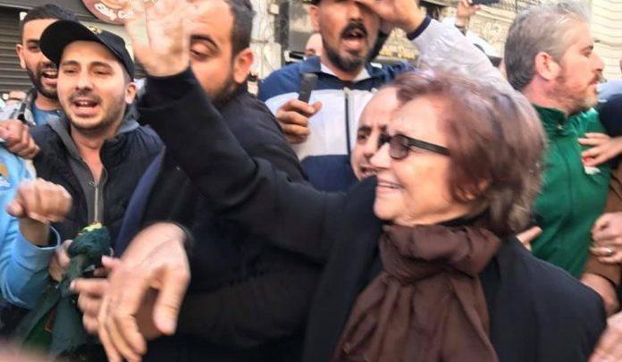 Algérie : appel de Mme Djamila Bouhired à la jeunesse algérienne !