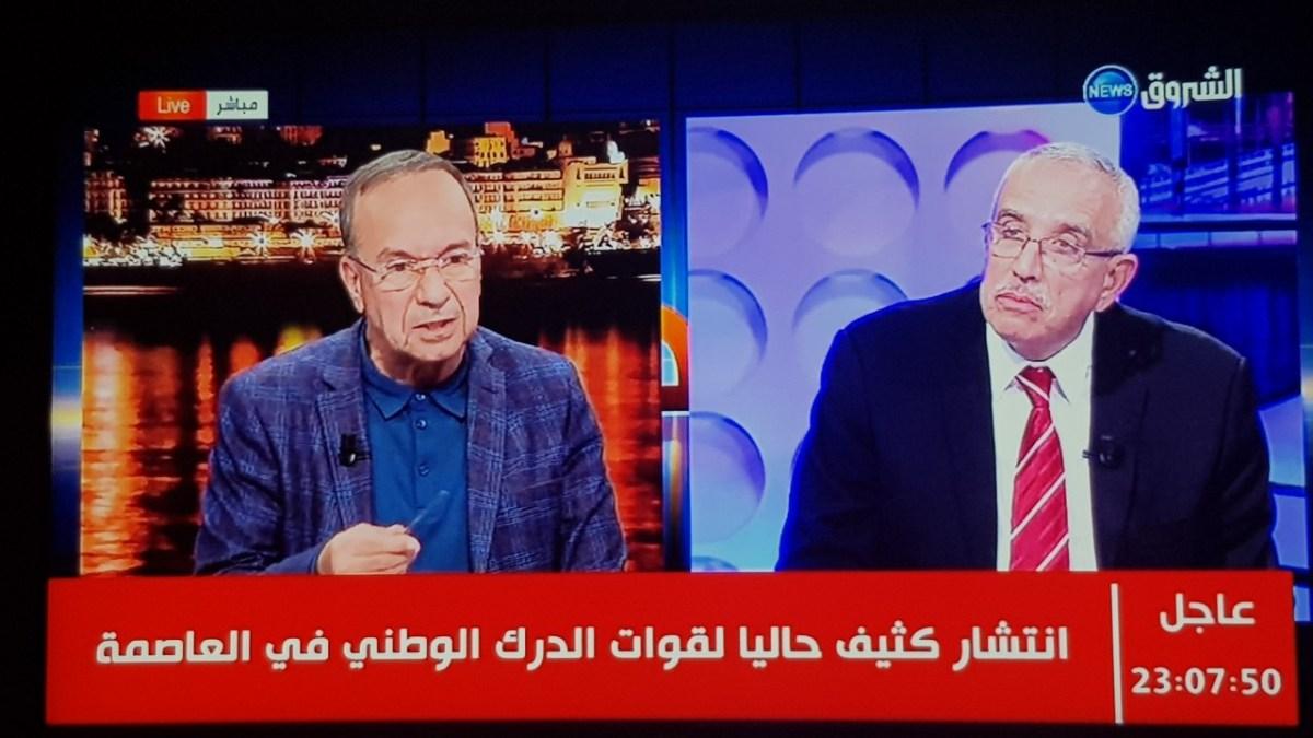 Alors que les événements s'accélèrent en Algérie, les médias français restent muets !