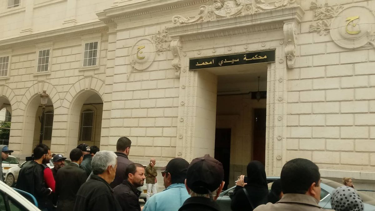 URGENT | Algérie : 57 ex-hauts responsables au tribunal de Sidi M'hamed