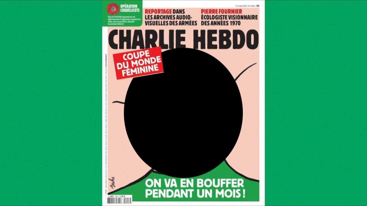 « En France, tout le monde est Charlie, sauf quand on touche au football féminin »