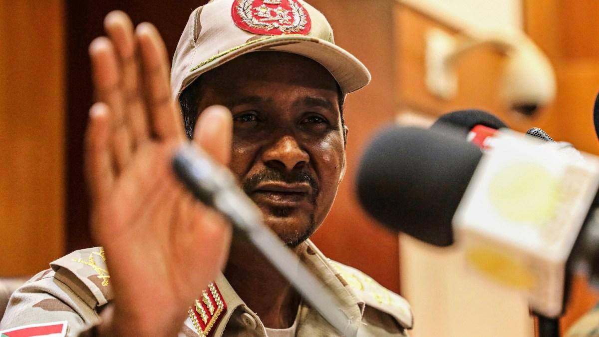 Muhammad Hamdan Daglo, le général terreur soudanais