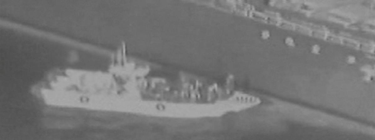 False flag : les USA accusent l'Iran d'avoir attaqué des pétroliers dans le Golfe !