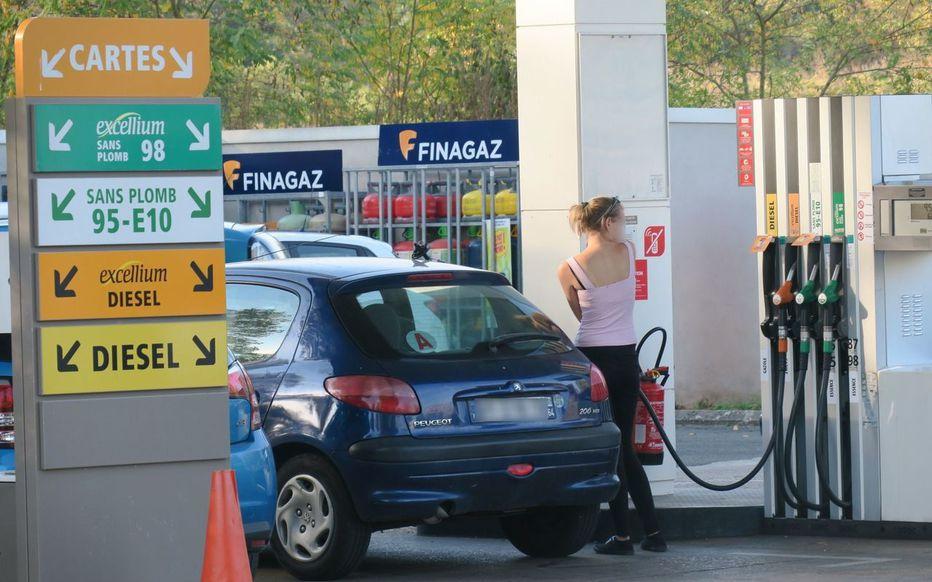 Prix des carburants : forte hausse en pleine période de départs en vacances