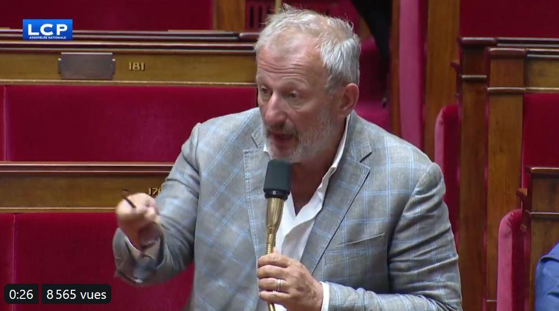 Le député Pupponi propose un amendement pour interdire « la haine contre l'israël »