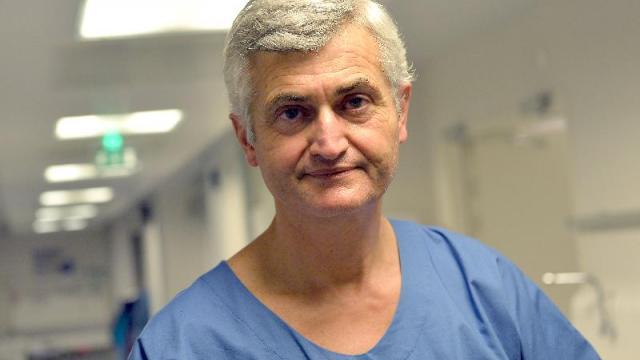 Karim Boudjema, le chirurgien « algérien »aux 1000 greffes de foie